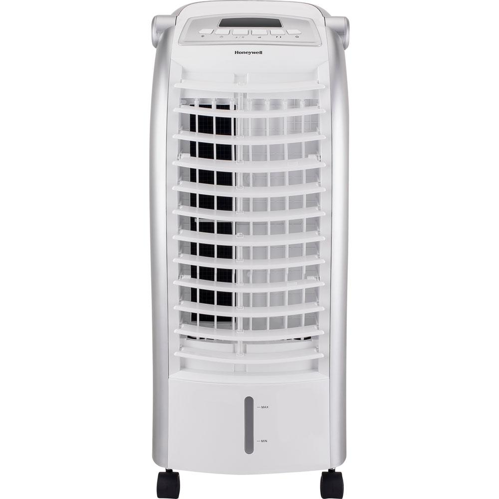 200 CFM 4-Speed Indoor Portable Evaporative Air Cooler with Remote Control