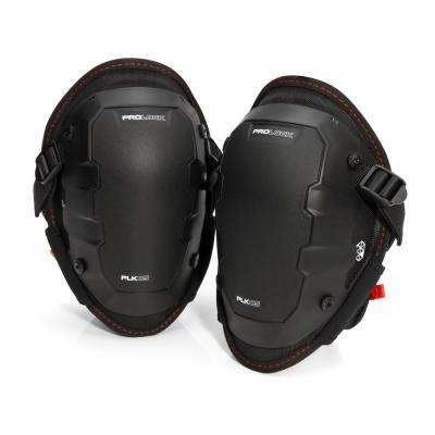 Gel Knee Pad and Hard Cap Attachment Combo Pack (2-Piece)