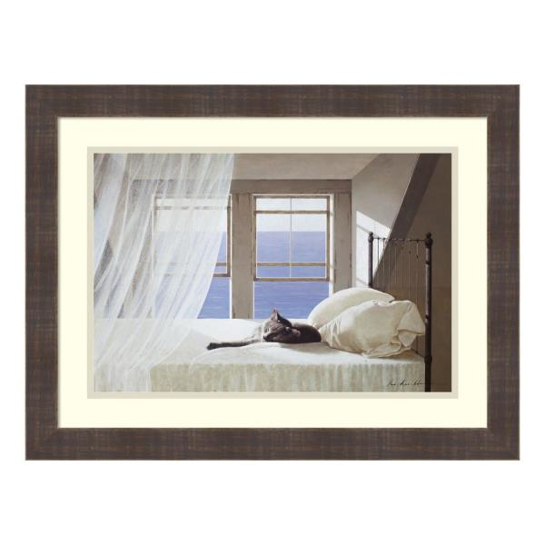 Amanti Art 25 in. W x 19 in. H 'Nap Time'