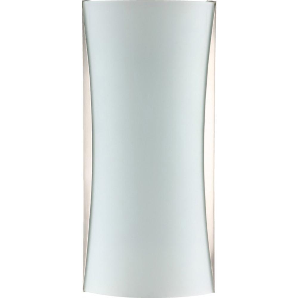 Charley 1-Light Satin Nickel Sconce