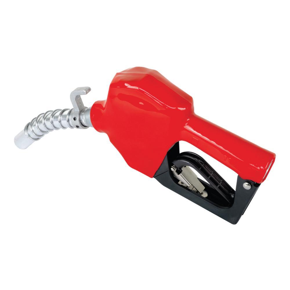 Lumax Automatic Shut-off Fuel Nozzle for Gasoline 3/4 NPT by Lumax