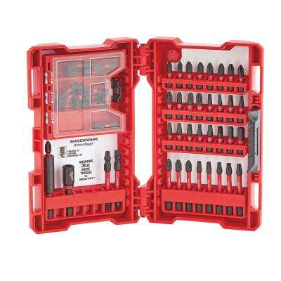 SHOCKWAVE IMPACT DUTY Driver Bit Set (56-Piece)