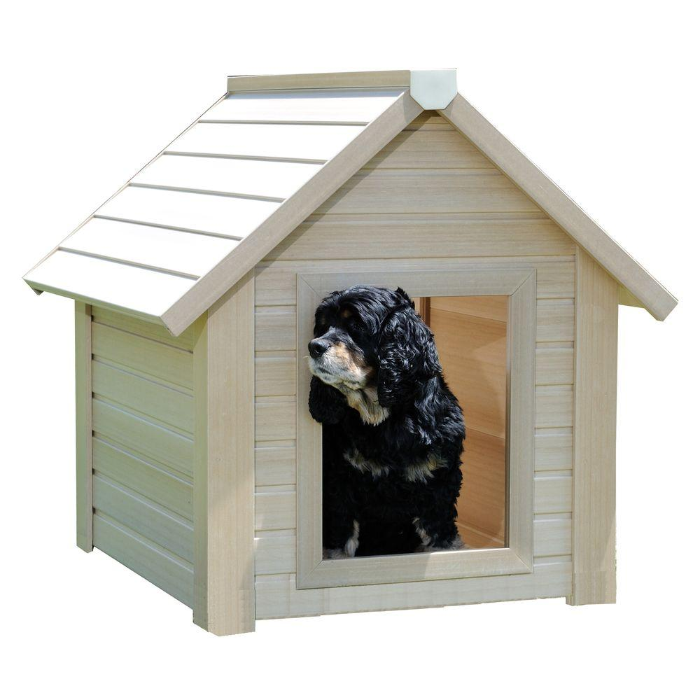 New Age Pet Eco Concepts Bunkhouse Dog House, Medium-DISCONTINUED