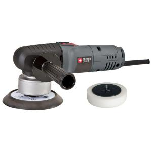 Porter-Cable 4.5 Amp Corded 6 inch Variable Speed Random Orbital Sander with Polishing Pad by Porter-Cable