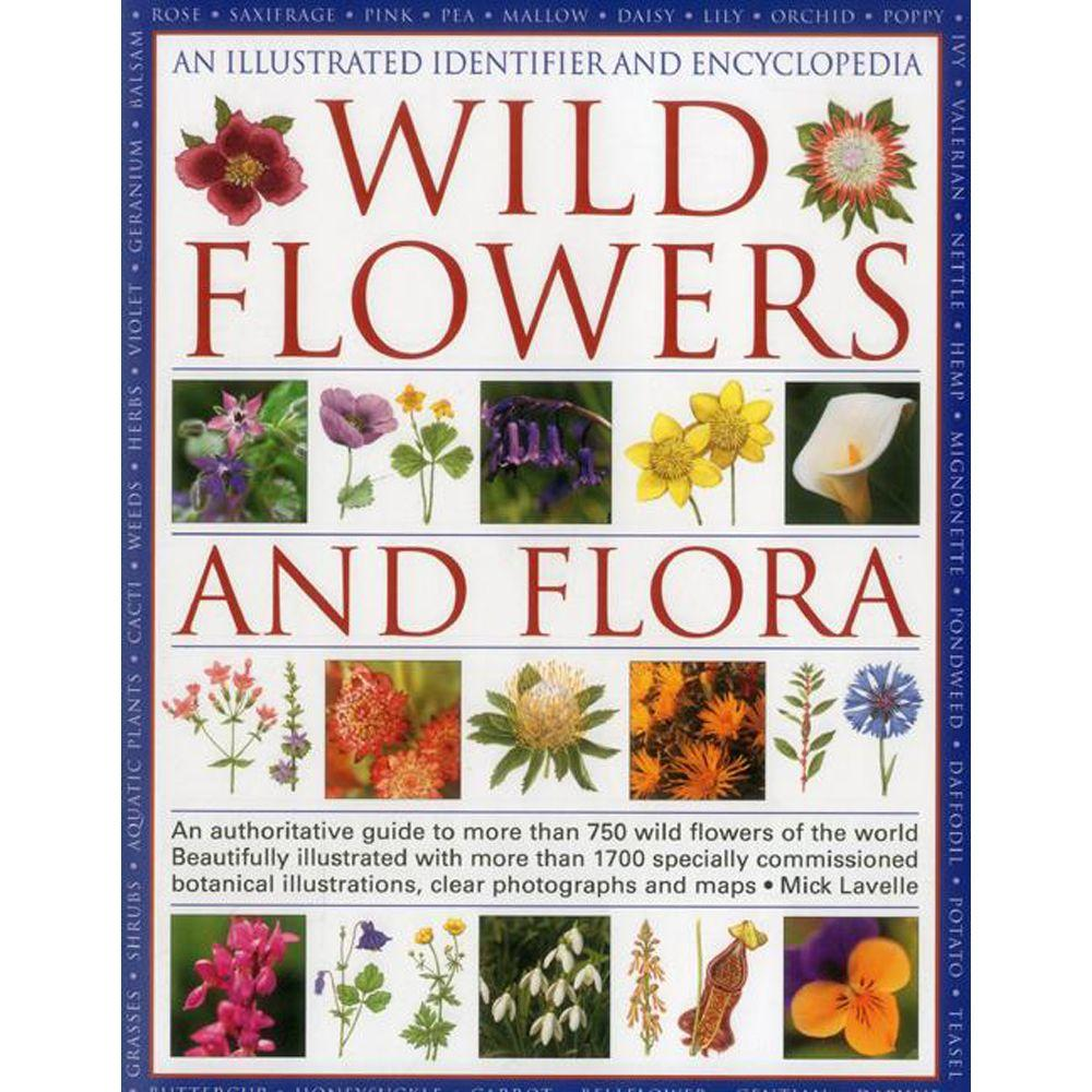 null Wild Flowers and Flora: An Illustrated Identifier and Encyclopedia