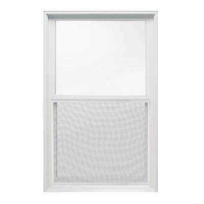 25.375 in. x 40 in. W-2500 Series Double Hung Wood Window - White