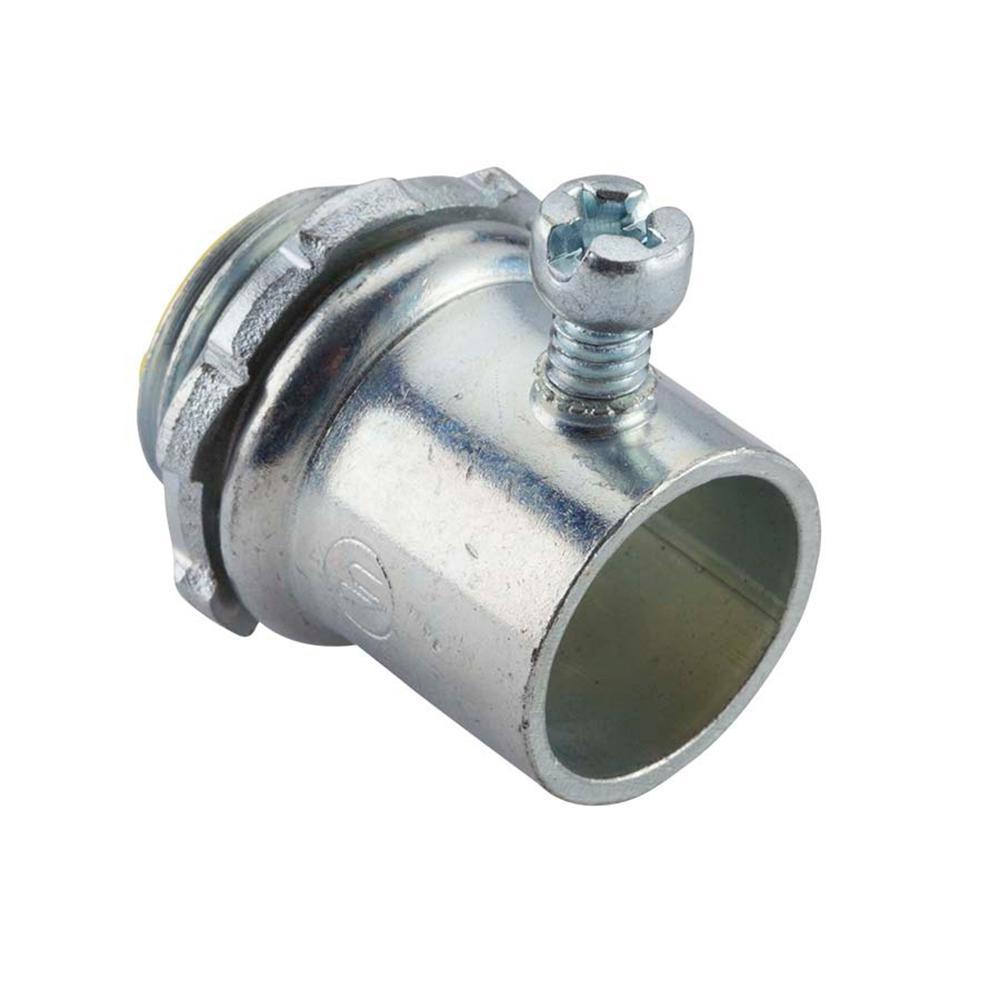 3/4 in. Electrical Metallic Tube (EMT) Set-Screw Connectors (25-Pack)
