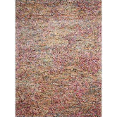 Gemstone Tourmaline 9 ft. x 12 ft. Area Rug