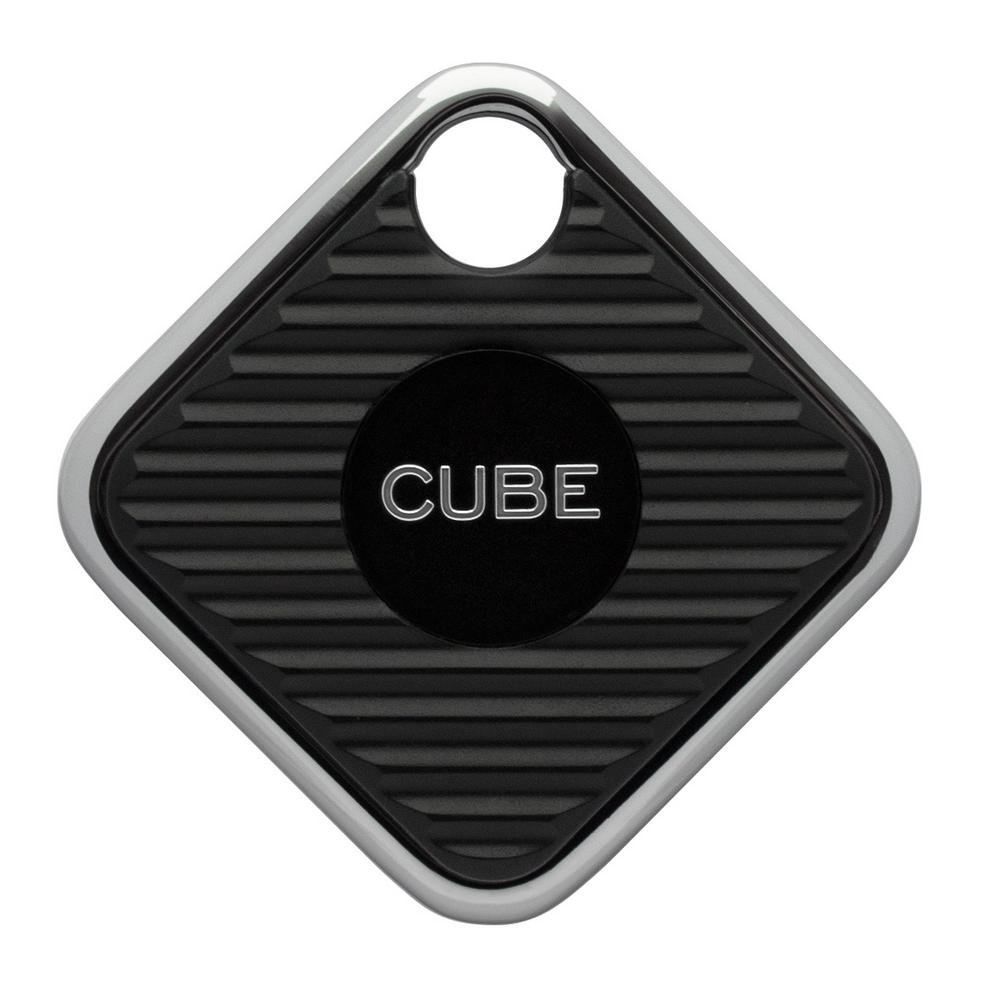 Cube Bluetooth Tracker Key Finder, Phone Locator Replaceable Battery Waterproof