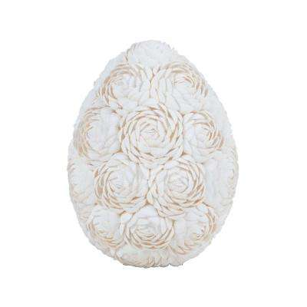 Blossom Egg Natural Shell Sculpture