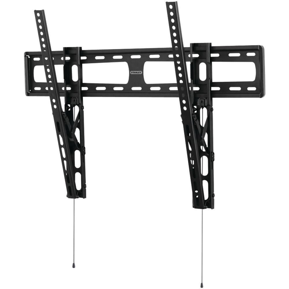 Stanley 46 in. - 90 in. Tilt Flat Panel TV Mount, Black
