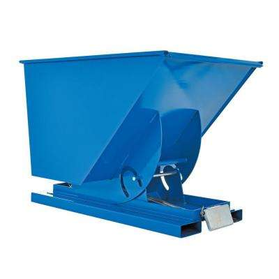 4,000 lb. Capacity 1 cu. yd. Medium Duty Self-Dump Hopper