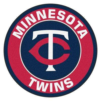 Minnesota Twins Rugs Flooring The Home Depot