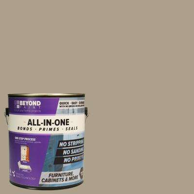 1 gal. Pebble Furniture, Cabinets, Countertops and More Multi-Surface All-in-One Interior/Exterior Refinishing Paint