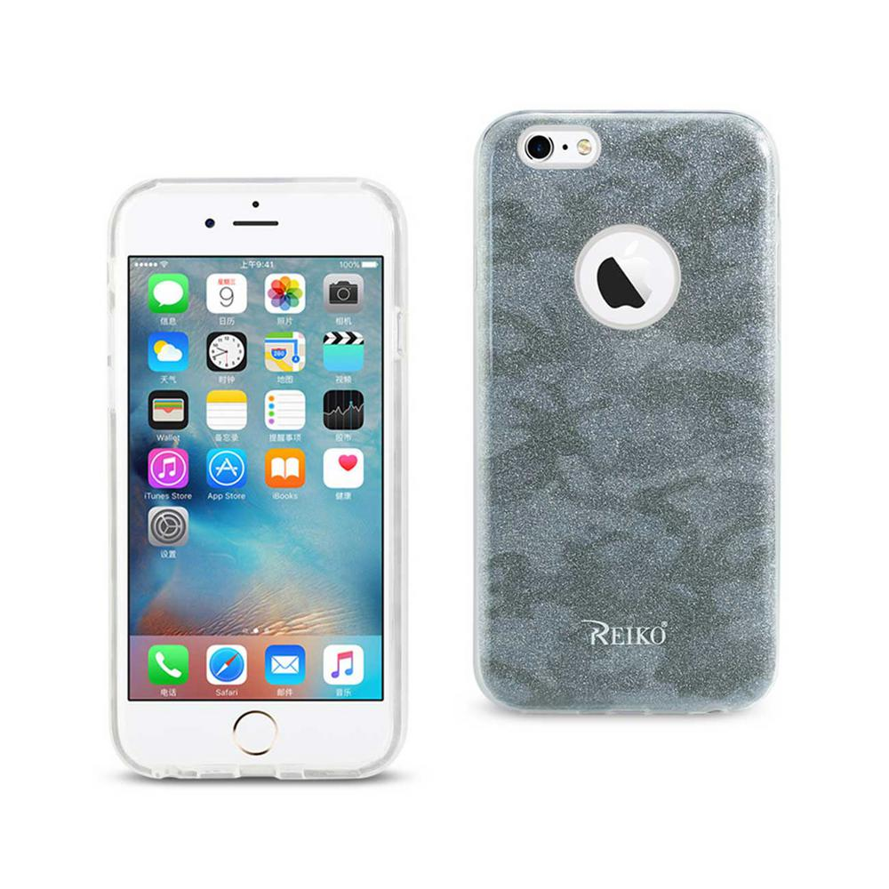 iPhone 6/6S Design Case in Army Black