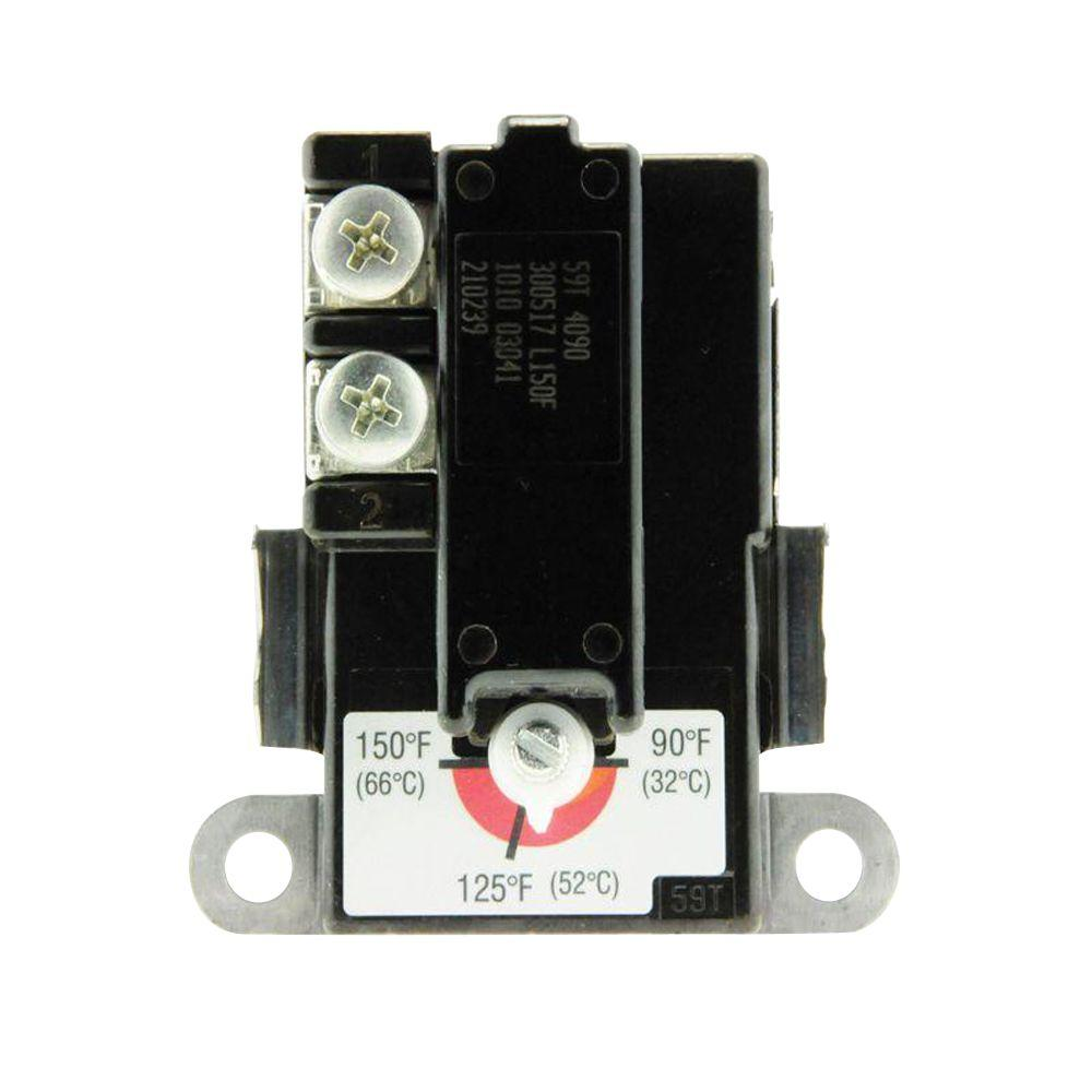 Rheem Protech Lower Thermostat For Marathon Electric Water