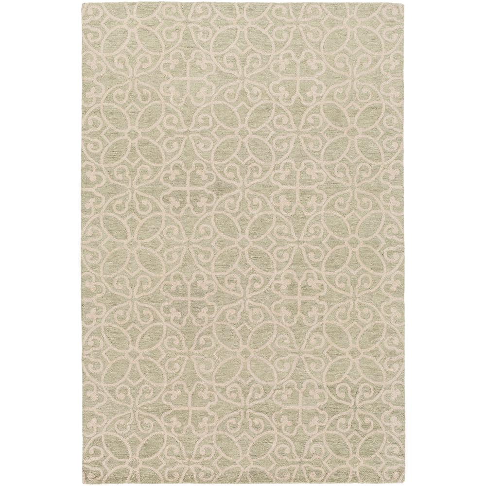 Imara Mint 8 ft. x 10 ft. Area Rug