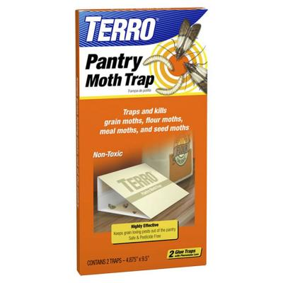 Non-Toxic Indoor Pantry Moth Trap (2-Count)