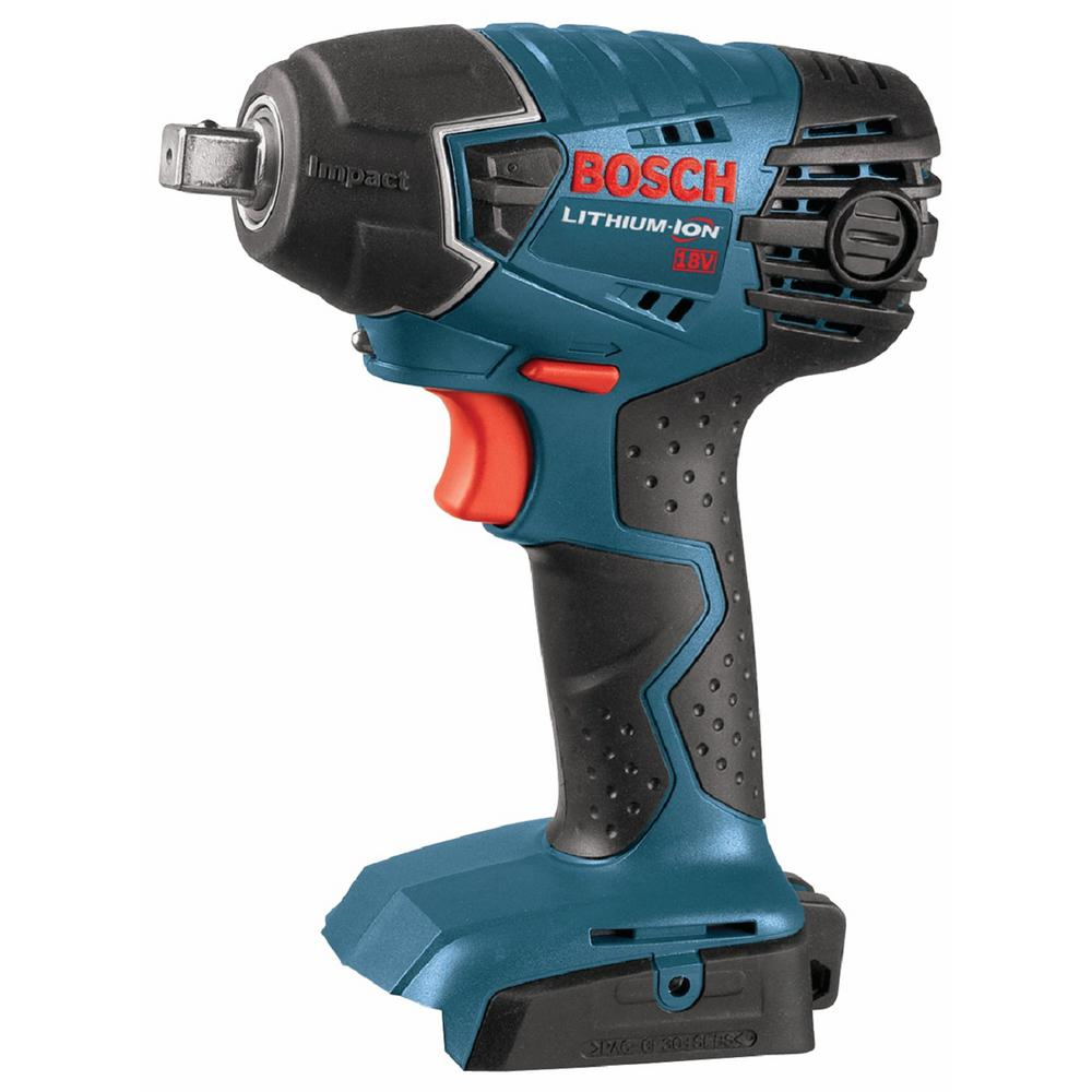 18 Volt Lithium-Ion Cordless Electric 1/2 in. Variable Speed Impact Wrench