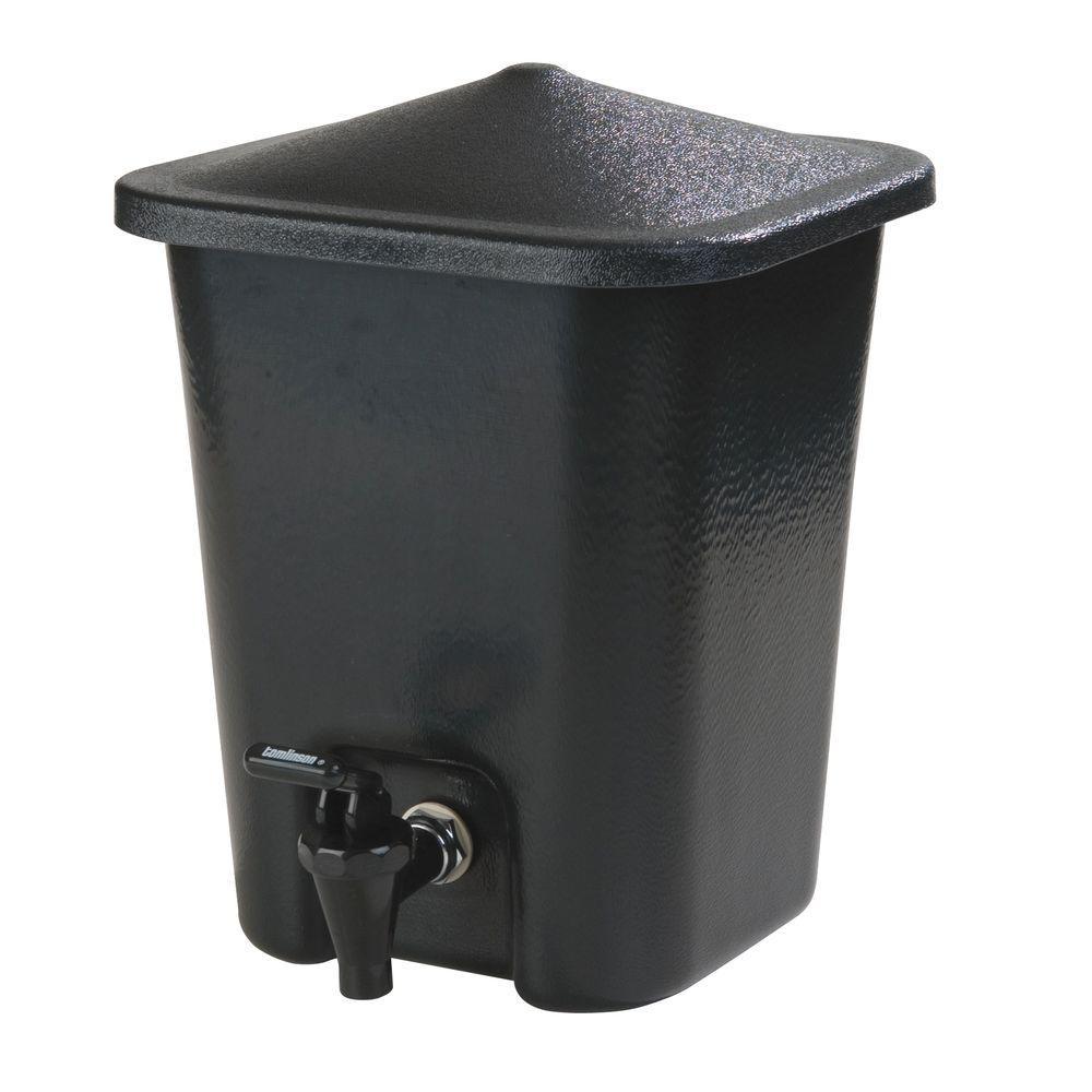 Coldmaster Milk Dispenser and Lid in Black