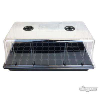 10 in. x 20 in. Propagation Kit with Tall 7 in. Dome (5-Pack)