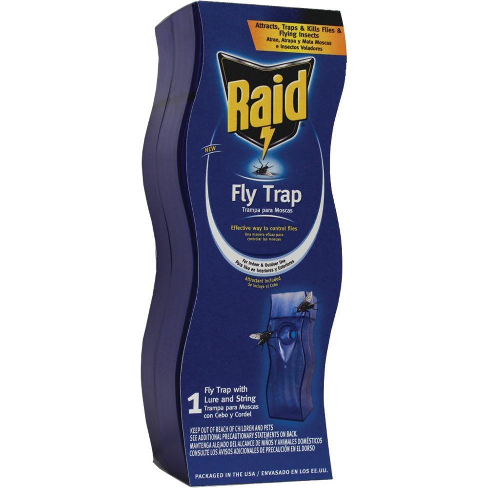Raid Plastic Fly Trap (2-Packs) by Raid