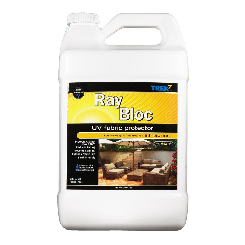 Trek7 1 gal. Ray Bloc UV Fabric Protector Spray