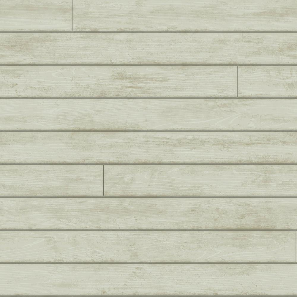 Awning Stripe Paper Strippable Roll Wallpaper (Covers 56 sq. ft.)