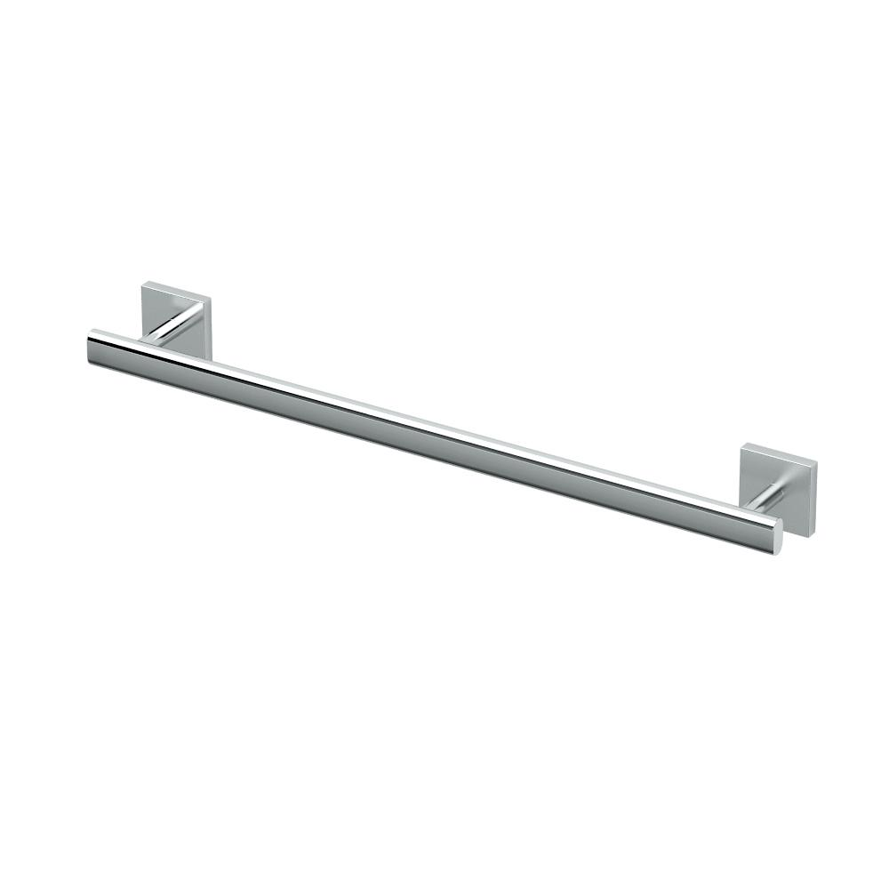 Gatco Elevate 18 in. Towel Bar in Chrome-4051 - The Home Depot