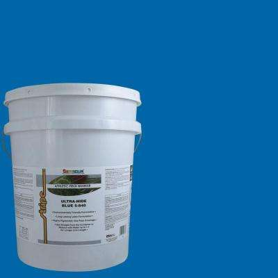 5 gal. Blue Stripe Bulk Athletic Field Marking Paint