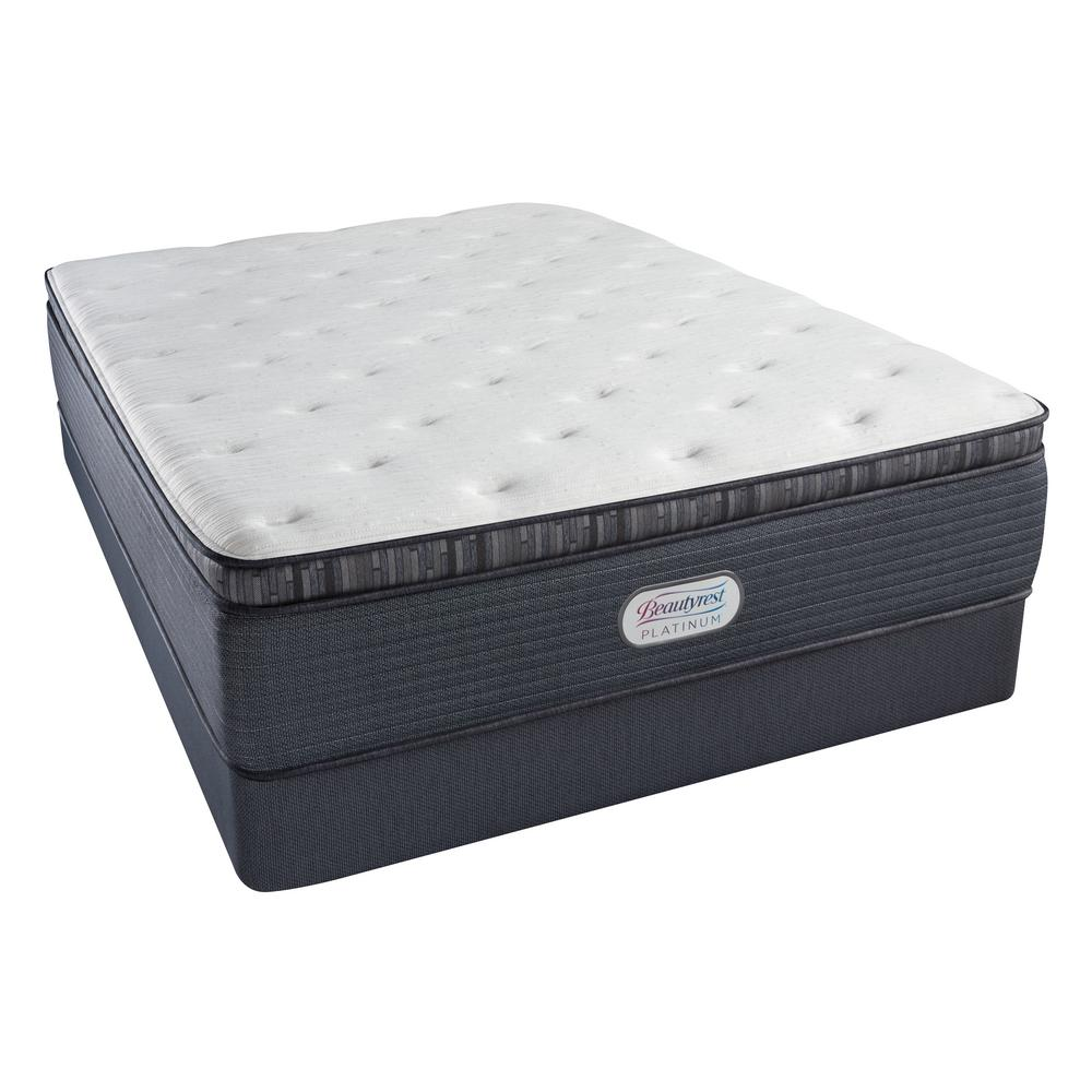 Beautyrest Platinum Spring Grove Luxury Firm Pillow Top Queen