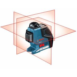 Bosch 265 ft. 360 Degree 3-Plane Leveling and Alignment Line Laser Level by Bosch