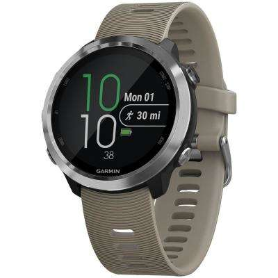 Forerunner 645 GPS Running Watch in Sandstone