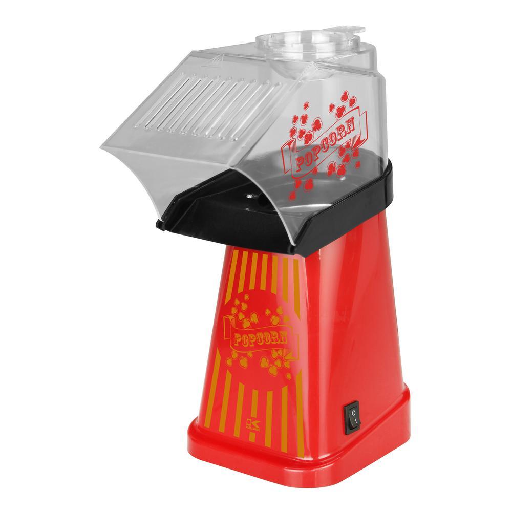 Healthy Hot Air Popcorn Maker