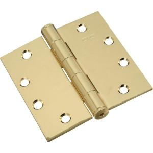Stanley-National Hardware 4-1/2 inch Template Hinge by Stanley-National Hardware