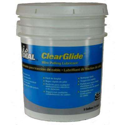 5 Gal. ClearGlide Wire Pulling Lubricant Bucket