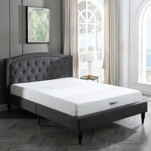 Cool Gel Full-Size 8 in. Gel Memory Foam Mattress
