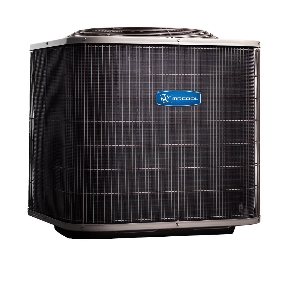 4-Ton 48,000 BTU 14 SEER R410A Split System Heat Pump Condenser
