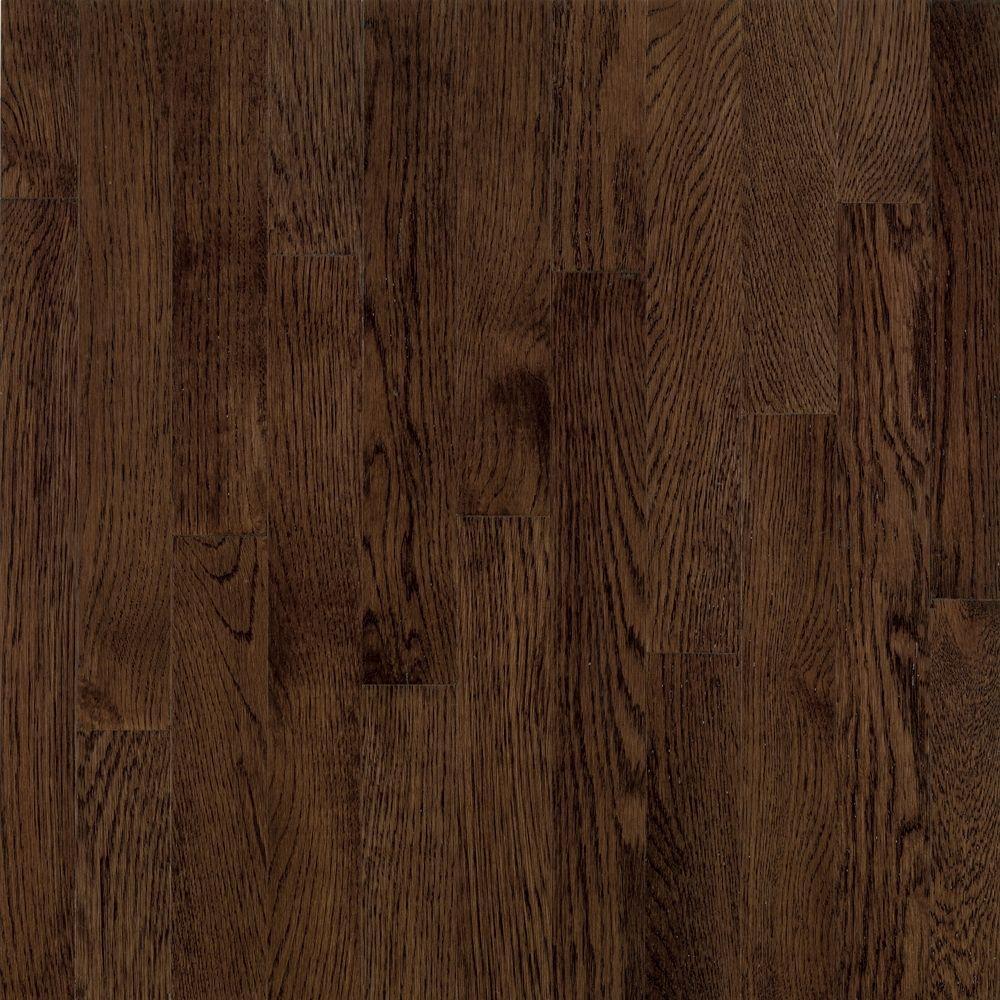 American Originals Barista Brown Oak 5/16 in. T x 2-1/4 in. W x Random Length Solid Hardwood Flooring (40 sq. ft. /case)