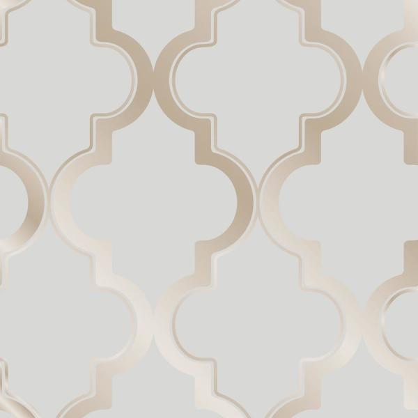 Marrakesh Vinyl Peelable Wallpaper (Covers 56 sq. ft.)