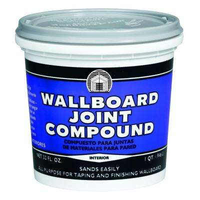 1 Qt. Wallboard Joint Compound