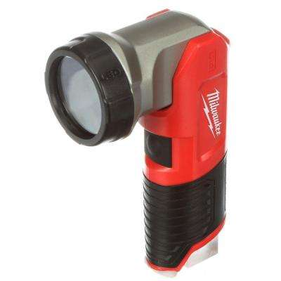 M12 160-Lumen LED 12-Volt Lithium-Ion Cordless Work Flashlight (Tool-Only)