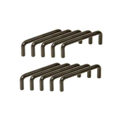 Ardmoore 3 in. Center-to-Center Oil Rubbed Bronze Wire Cabinet Pull Value Pack (10 per Pack)