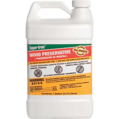 1 gal. Wood Preservative