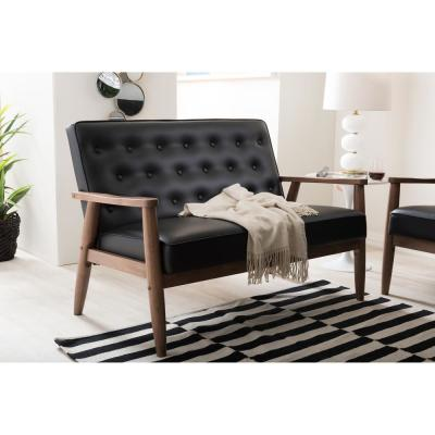 Fabulous Mission Sofas Loveseats Living Room Furniture The Gmtry Best Dining Table And Chair Ideas Images Gmtryco