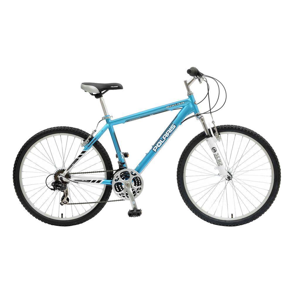 600RR M.2 Hard Tail Mountain Bike, 26 in. Wheels, 18.5 in. Frame, Men's Bike in Blue