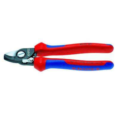 6-1/2 in. Cable Shears with Comfort Grip
