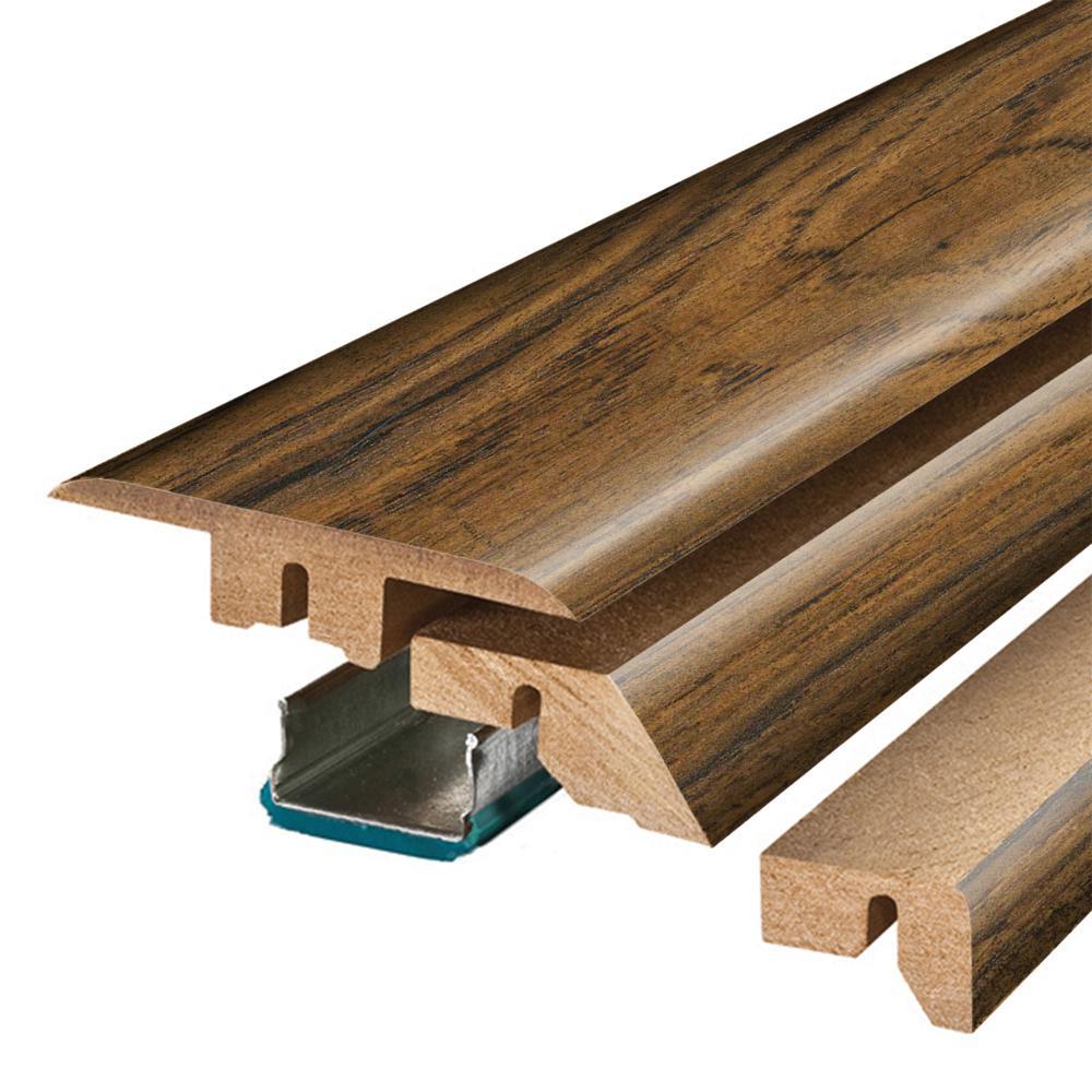 Pergo Flooring Paradise Jatoba 3/4 in. Thick x 2-1/8 in. ...