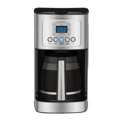 PerfecTemp 14-Cup Stainless Steel Drip Coffee Maker