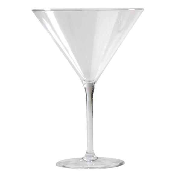 Carlisle Alibi 9 oz. Martini Glass in Clear (Set of 24)
